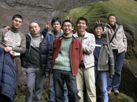 2006年12月24日 游蜀南竹海